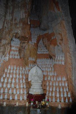 En vegg full av shivaer!