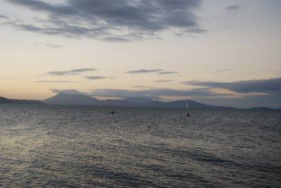 Fjell i horisonten :-)
