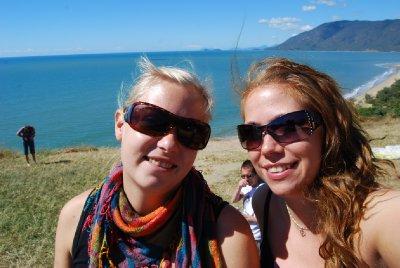 Utkikkspunkt på vei mellom Cairns og Port Duglas :-)