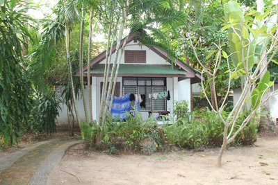 our cabin on Railay Beach