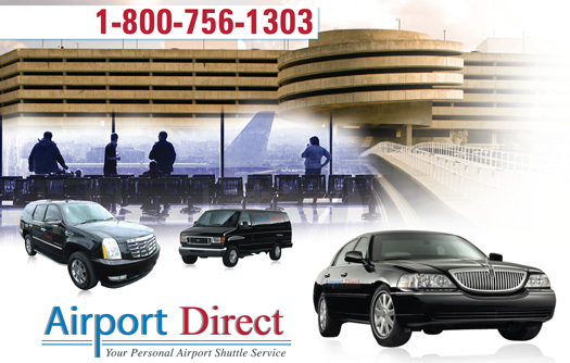 Airport Direct Shuttle Service