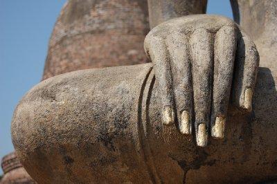 serene hand