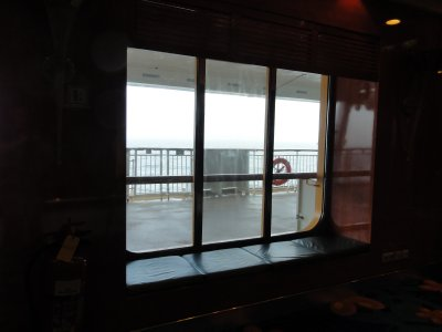 Window Seats around the ship
