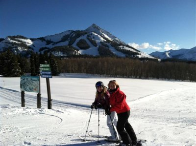 Strike a Pose in Crested Butte
