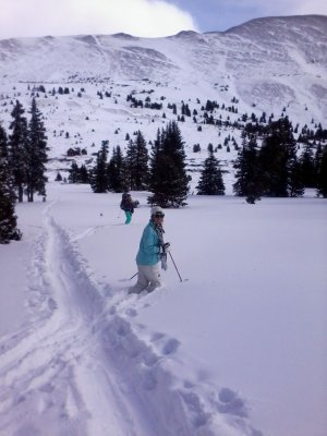Knee Deep Pow