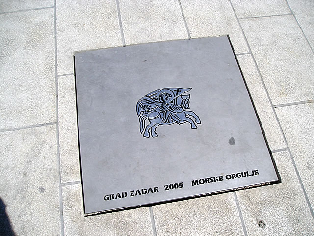 Zadar, Sea Organ