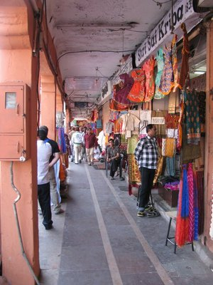 jaipur sidewalk