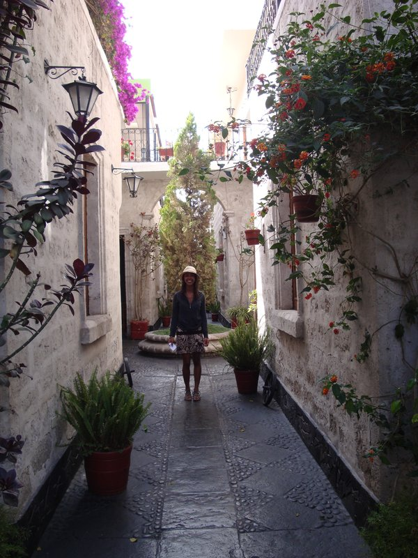 hotel Tierra Mistica, Arequipa