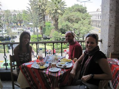 us arequipa lunch