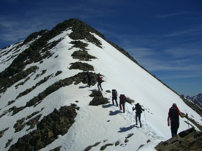 Andorra Climbing