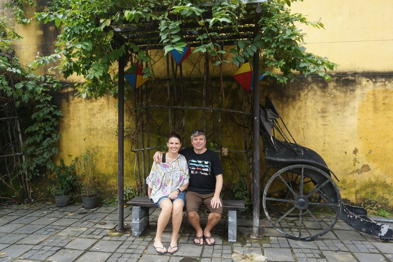 hanging out in Hoi An