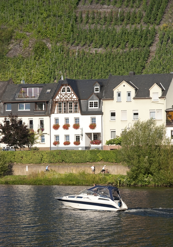 My Europe Base, Zell, Mosel River, Germany nr Hahn Airport