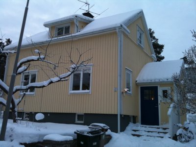Bromma house for 3 weeks