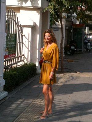 Dressed to shop - Bangkok