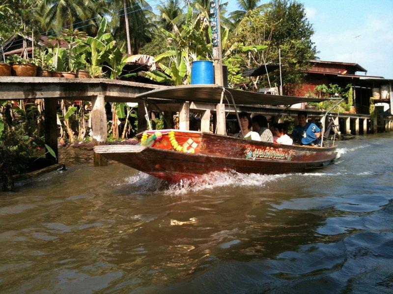 Foating markets
