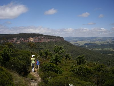 More Megalong Valley