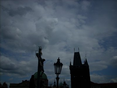 Charles bridge - citta di Praga