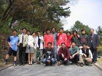 IRDA-KIST soccer team