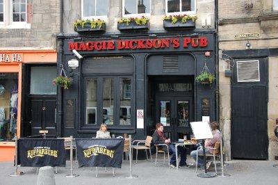 pub Maggie Dickson´s