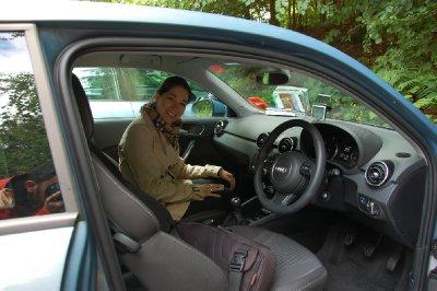Scottish way to drive