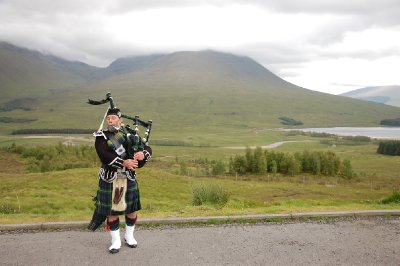 Bagpipes - Highlands