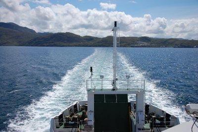 Ferry Mallaig- Skye
