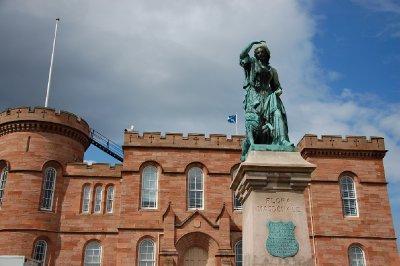 castelo de Inverness!