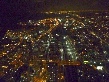 Downtown Toronto at night 1