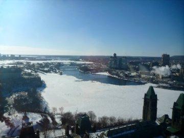 Southward view of Ottawa