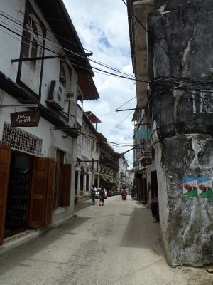 Streets of Stone Town, Zanzibar