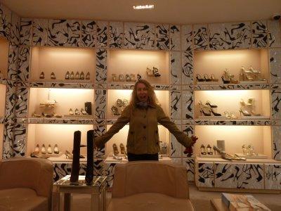 Jimmy Choo Shoes!!!!  London