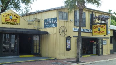 Captain Tony's.  Key West, Florida