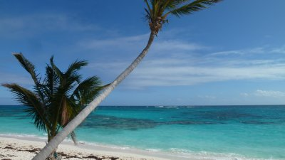 What&#39;s not to like?  Great Guana Cay, Bahamas