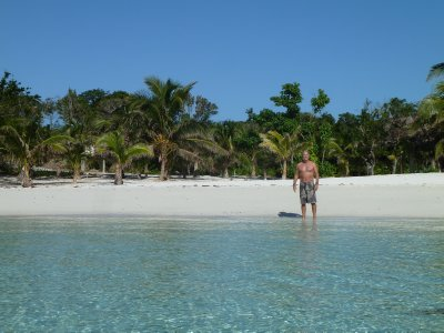 A little gem we stumbled upon.  Elbow Cay, Bahamas