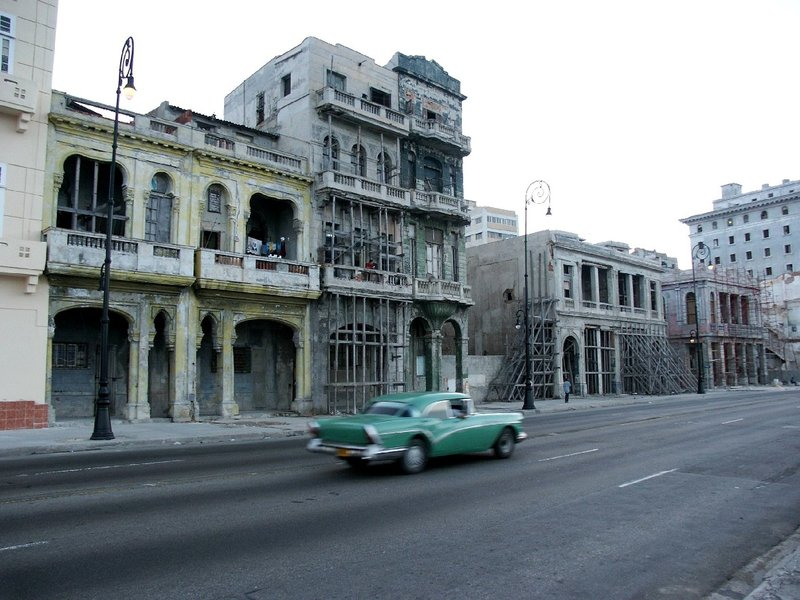 habana malecon houses