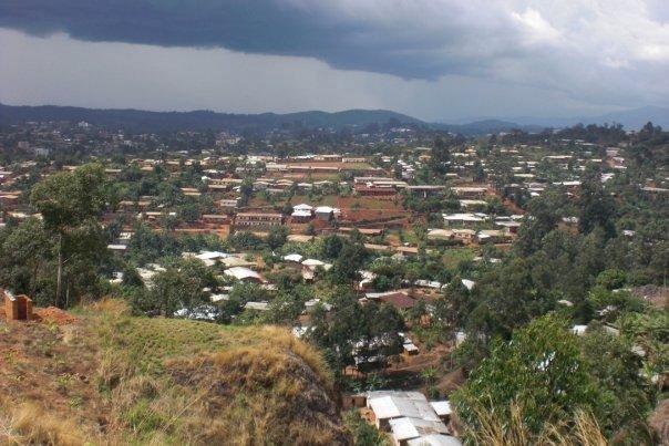 Above Bamenda