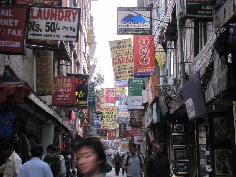 Le tourisme à son meilleur à Kathmandu