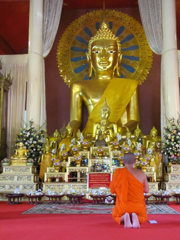 Temples à Chiang Mai
