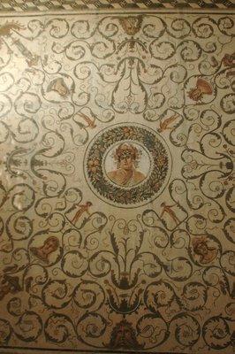 Tunisia's Collection of Roman Mosaics