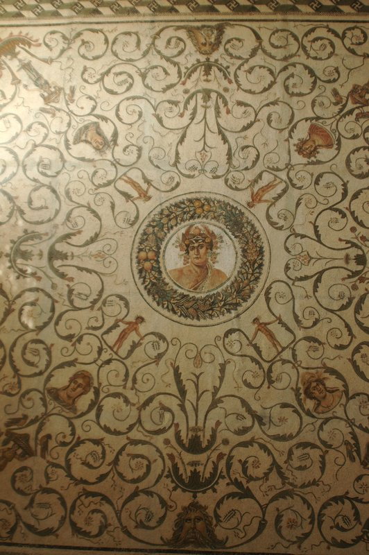 Tunisia's Collection of Roman Mosaics