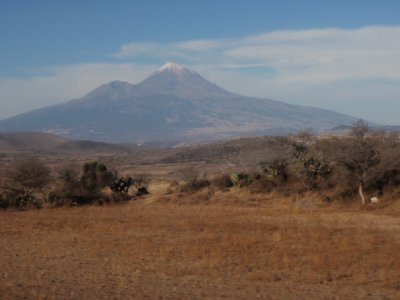 hoechster Berg Mexikos
