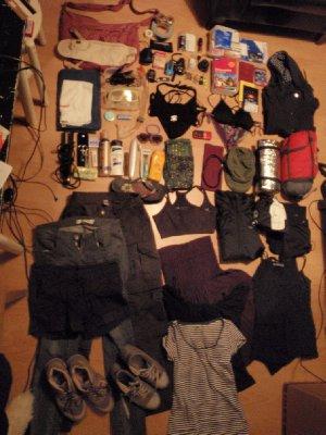 gepackt