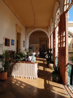 Hostal Zocalo, Merida 2