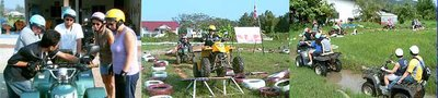 Safety briefing for riding ATVs