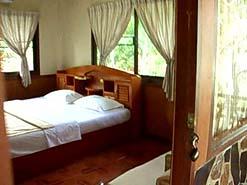 Thailand bungalow room
