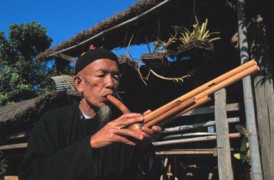 The Lisu Flute