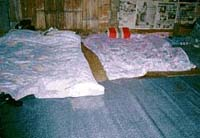 Our Beds in the Lisu Home