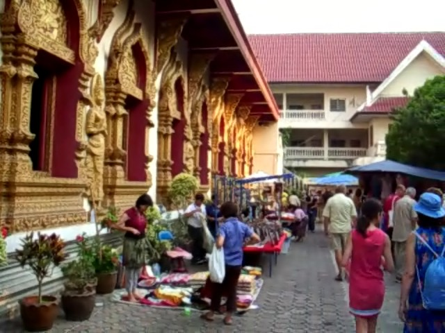 Chiang Mai  Thailand weekend market