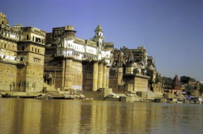 Ganges Riverfront, Varanasi