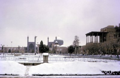 Naghsh-e-Jahan Square, Isfahan